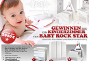 Rockstar Babyzimmer Gewinnspiel