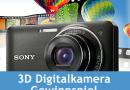 3D Digitalkamera Gewinnspiel