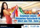 Die große Shopping-Verlosung