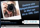 Spiegelreflexkamera-Verlosung