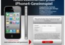 iPhone4 Gewinnspiel