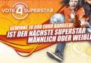 Vote4Superstar – Gewinnspiel