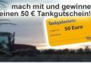 Gewinne einen Tankgutschein über 50 Euro