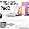 Gewinnen Sie das neue iPad 2