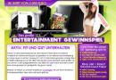 Das große Entertainment Gewinnspiel