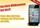 Gewinne einen von drei iPod Touch mit 32GB